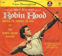 D247 Songs from Walt Disney's Story of Robin Hood