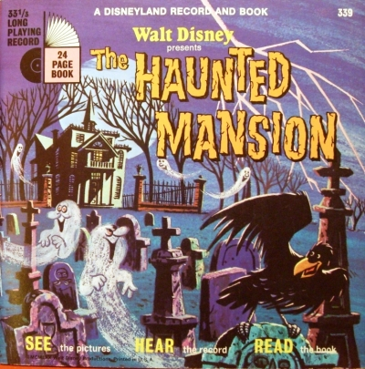 339 The Haunted Mansion