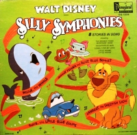 DQ-1335 Silly Symphonies