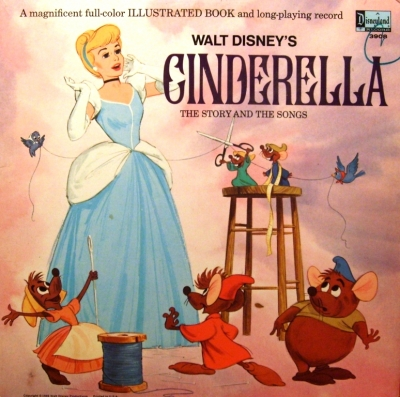 3908 Cinderella the Story and Songs