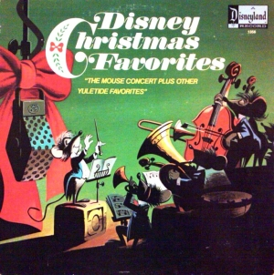1356 Disney Christmas Favorites