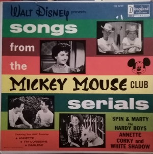 DQ-1229 Song from the Mickey Mouse Club Serials