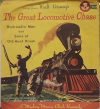 D293 The Great Locomotive Chase