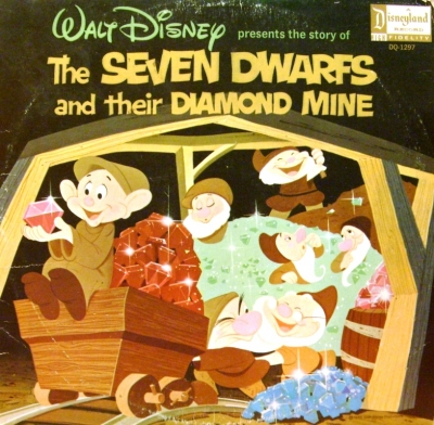 DQ-1297 The Seven Dwarfs and their Diamond Mine