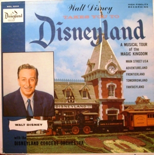 WDL-4004 Walt Disney Takes You to Disneyland