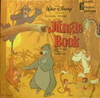 1304 Songs From Walt Disney's The Jungle Book and other Jungle Favorites