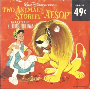 DBR-37 Two Animal Stories of Aesop