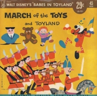 LG-721 Babes in Toyland