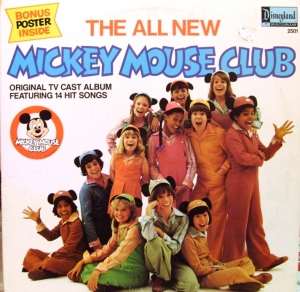 2501 The All New Mickey Mouse Club