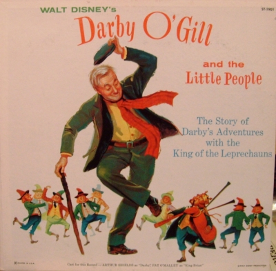 ST1901 Darby O Gill and the Little People