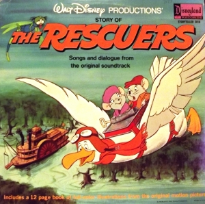 ST-3816 The Rescuers