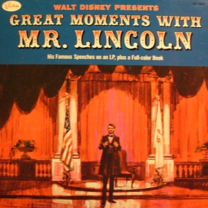 BV-3981 Great Moments with Mr Lincoln