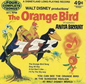 FS-922 The Orange Bird