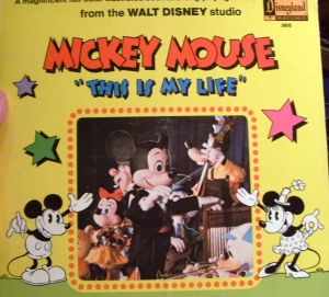 ST-3805 Mickey Mouse - This is My Life