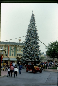 1979 Disneyland Christmas Parade Music