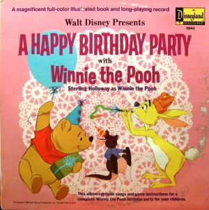 3942 A Happy Birthday Party with Winnie the Pooh