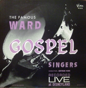 BV-3318 The Famous Ward Gospel Singers