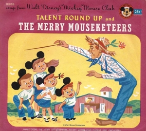 D235 The Merry Mouseketeers