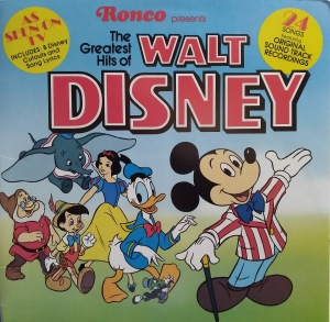 Ronco R-2100 The Greatest Hits of Walt Disney
