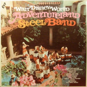WE3 Walt Disney World Adventureland Steel Band