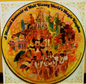 WE2 A Musical Souvenir of  Walt Disney World's Magic Kingdom