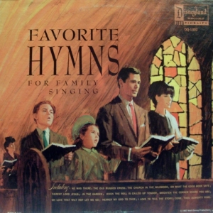 DQ-1302 Favorite Hymns for Family Singing