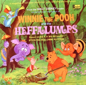 ST-3971 Winnie the Pooh and the Heffalumps