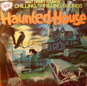 2507 Chilling, Thrilling Sounds of the Haunted Mansion