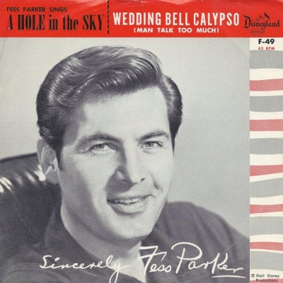 F-49 Hole in the Sky/Wedding Bell Calypso