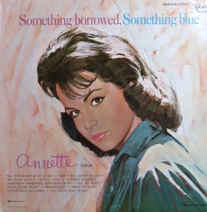 BV-3328 Something Borrowed Something Blue
