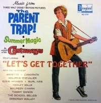 1318 Music from 3 Walt Disney Films - Parent Trap/Summer Magic/Castaways