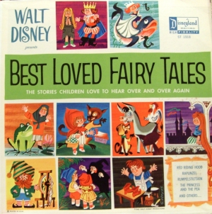 DQ-1918 Best Loved Fairy Tales