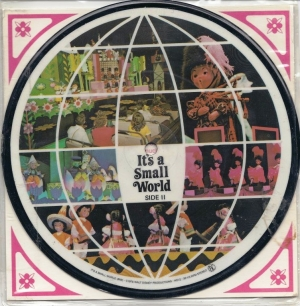 WD-2 It's A Small World