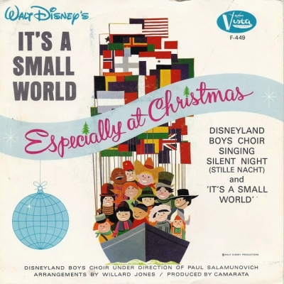F-449 It's a Small World - Especially at Christmas