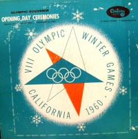 1960 Olympic Winter Games Opening Ceremonies