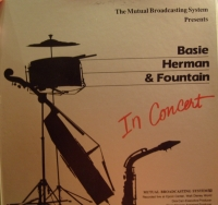 Basie Herman and Fountain In Concert at Epcot 1982