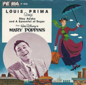 P-1018 Louis Prima sings Mary Poppins