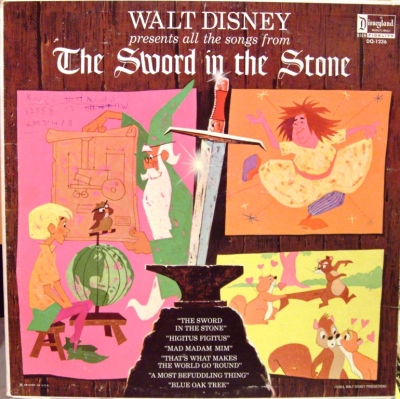 DQ-1236 Sword in the Stone