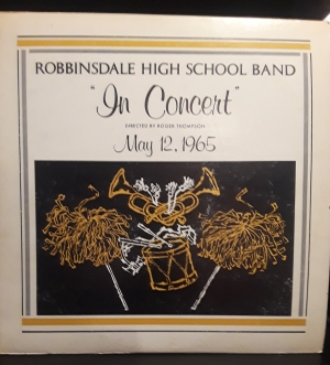 Robbinsdale HS Band - Selections from Mary Poppins