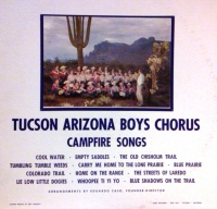 Blue Shadows on the Trail - Tucson Arizona Boys Chorus
