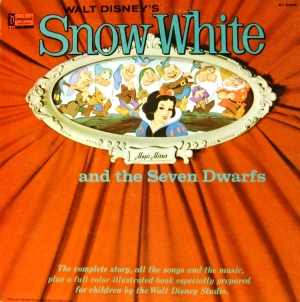 ST-3906 Snow White and the Seven Dwarfs (2nd release)