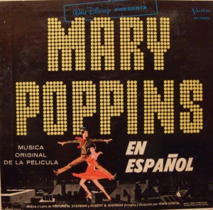 BV-7002 Mary Poppins En Espanol