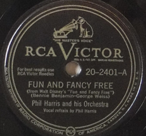 RCA - Fun and Fancy Free