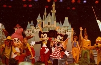 The Disneyland Story - 25th Anniversary Stage Show Disneyland 1980