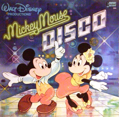 2504 Mickey Mouse Disco