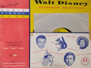 Walt Disney Accordion Selections