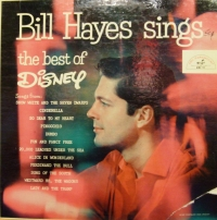 ABC -194 Bill Hayes Sings the Best of Disney
