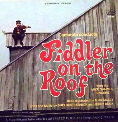 STER-4033 Fiddler on the Roof