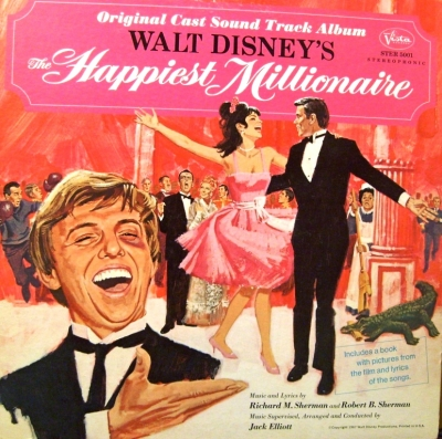 STER-5001 The Happiest Millionaire