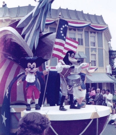 Disneyland Parade Cast Training 1979